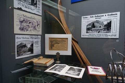 館内の展示品