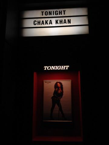 Chaka Khan@Blue Note