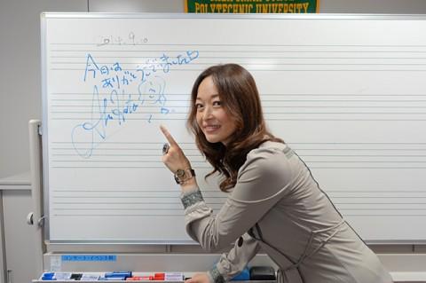 日本工学院ミュージックカレッジ 音楽業界セミナーにて